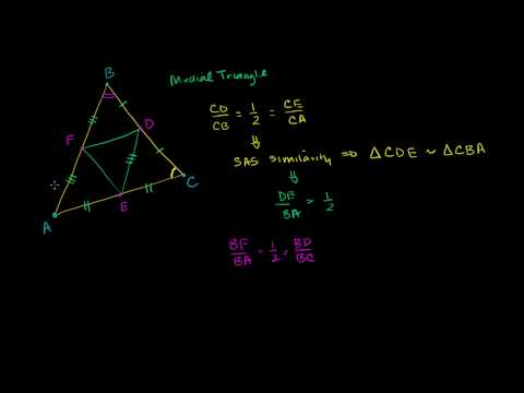 Exploring Medial Triangles