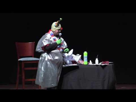 TEDxNASA - Brenda Barrow - 11/20/09