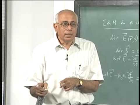 Lecture - 8 Classical Physics