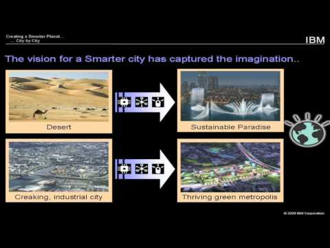 TEDxLeeds - Rashik Parmar - Creating a Smarter Planet... City by City
