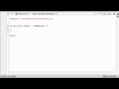 Objective C Programming Tutorial - 39 - Introduction to Polymorphism