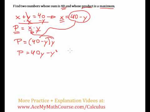 Optimization Problem - Example #2
