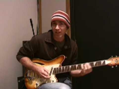 GRB Kokocaster Guitar REVIEW (GG-501) How to play
