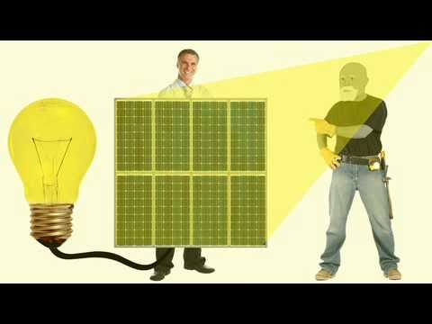 The Stuff of Genius -Solar Cells