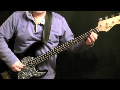 How To Play Bass To you Make Loving Fun Part 2 - John McVie - Fleetwood Mac (Part 2)