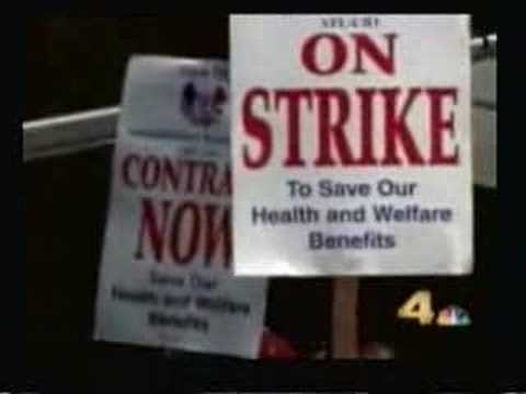 2003 MTA strike in Los Angeles