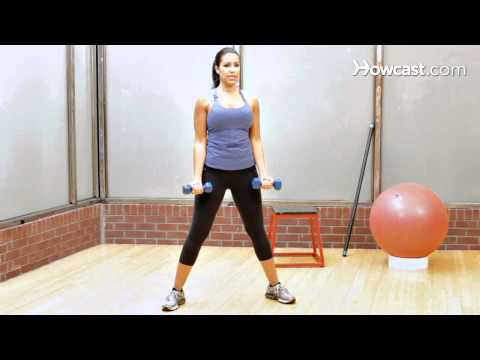 Beginner Strength Training Program for Women: Basic Curls