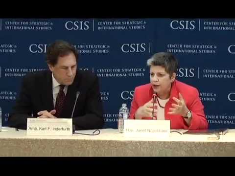 Statesmen's Forum: Building Strong International Security Pa