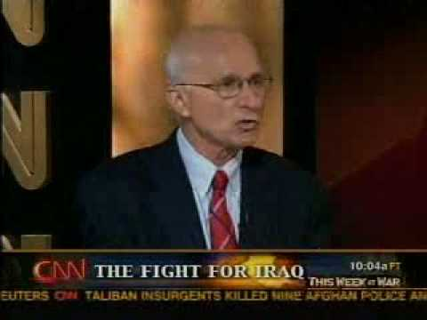 Progress in Iraq? CAP's Korb on CNN This Week at War