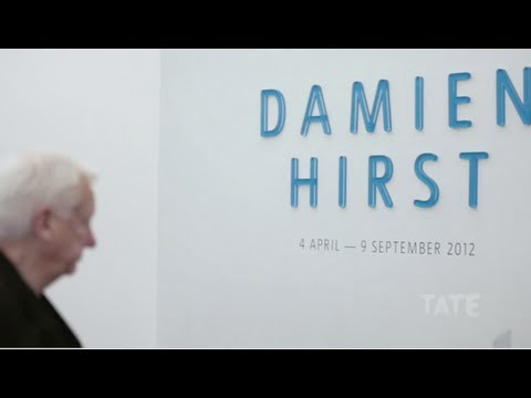 TateShots: Michael Craig-Martin - Educating Damien