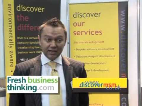 Management Systems Modeling MSM, Making Software Investment Work Entrepreneurs in London 2008