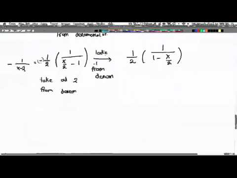 Discrete Math 2 - Tutorial 21 - Finding Coefficients 4.2