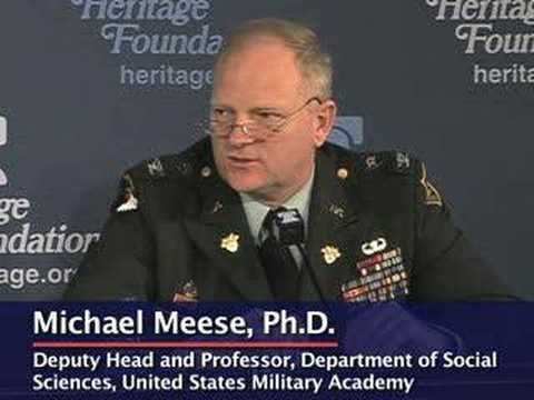 Michael Meese reflects on his skepticism of Iraqi troops