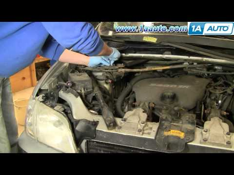 How To Install Replace Wiper Motor Arm Chevy Venture Pontiac Montana 97-05 1AAuto.com