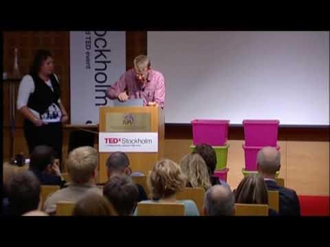 TEDxStockholm - Hans Rosling - 9/19/09