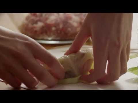 How to Make Stuffed Cabbage Rolls