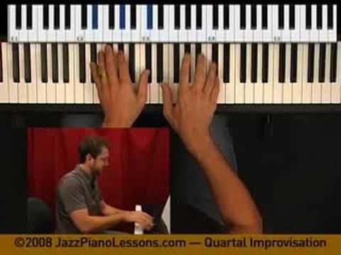 Advanced Jazz Improvisation - Quartals and Pentatonic Scales
