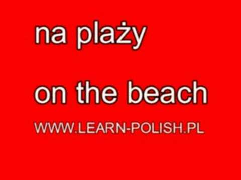 Vacation in Poland