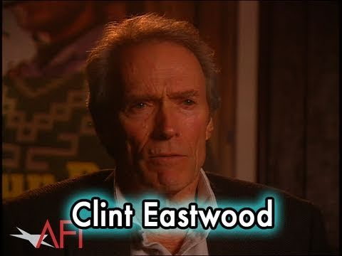 Clint Eastwood Discusses Jimmy Stewart's Acting Talent