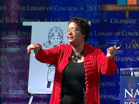 Rachel Renee Russell: 2011 National Book Festival