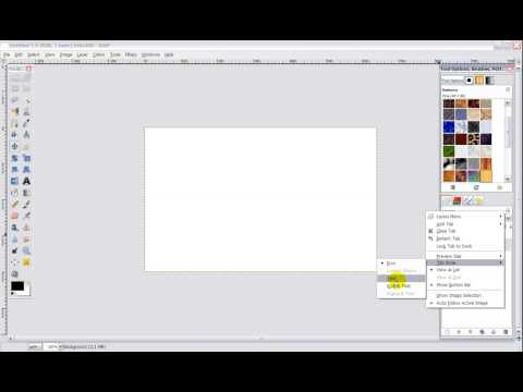Make GIMP look like FREE Photoshop part 1 (Customizing GIMP)
