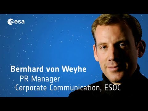 Bernhard von Weyhe on doing PR for an intergovernmental organisation