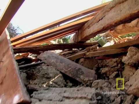 Earthquake Baptism Saves Chile Family