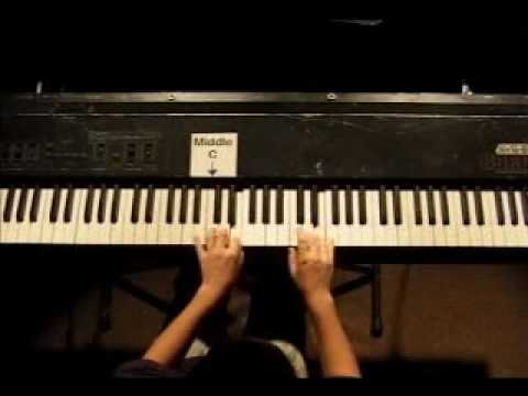 Piano Lesson - Hanon Finger Exercise #26