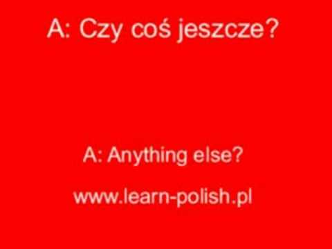 Improve your  polish language skills