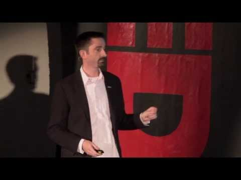 TEDxCambridge - Ben Heywood tells the story of Patients Like Me