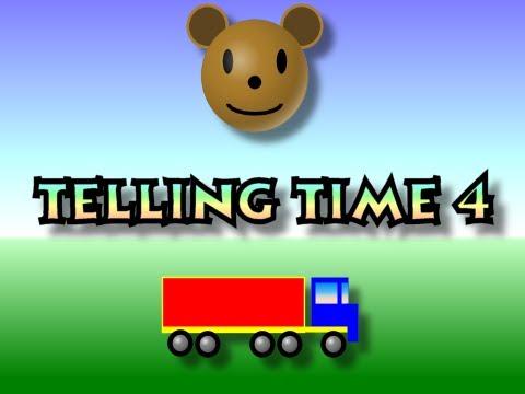 Children's: Telling Time 4