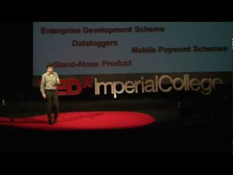 e.quinox: The Power to Impact:  Joanis Holzigel at TEDxImperialCollege