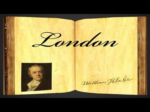 London by William Blake - Poetry Reading
