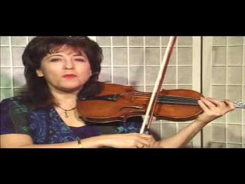 Violin Lesson - Theory - How to play notes on a string