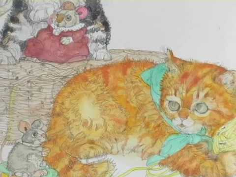 Jerry Pinkney talks about THREE LITTLE KITTENS