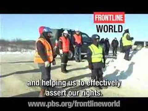 FRONTLINE/WORLD | RUSSIA: Island on the Edge | PBS