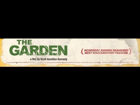 The Garden - Reel Progress Interviews Oscar Nominees