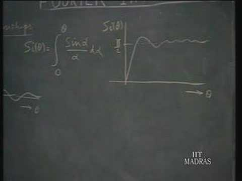 Lecture - 16 Fourier Transforms (4)