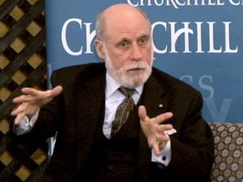 The 'Intercloud' and the Future of Computing - Vint Cerf