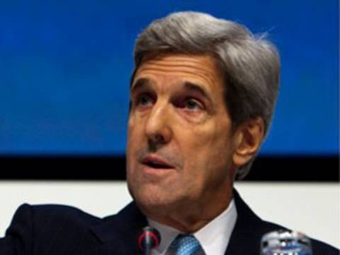 John Kerry Criticizes Sluggish Response to Climate Change