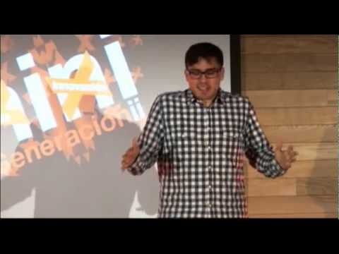 No fail no gain: Eduard Giménez at TEDxLaRioja