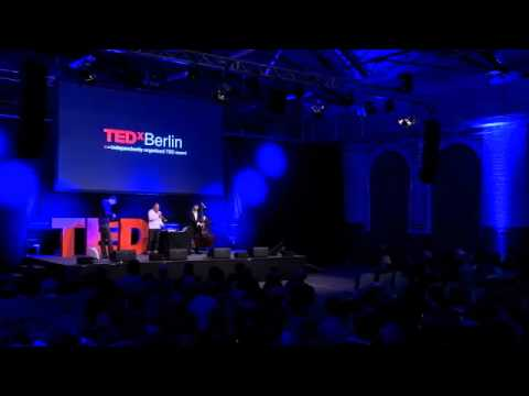TEDxBerlin 11/21/11 - Studnitzky Jazz Performance