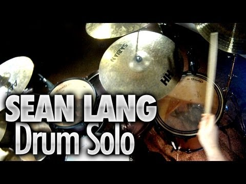 Drum Solo - Sean Lang