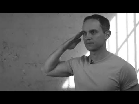 Basic Training: How to Salute