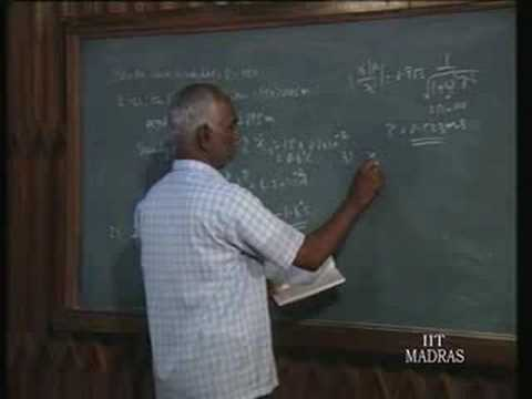 Lecture - 10 Principles of Mechanical Measurements