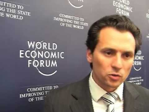Latin America World Economic Forum 2008 - Emilio Lozoya