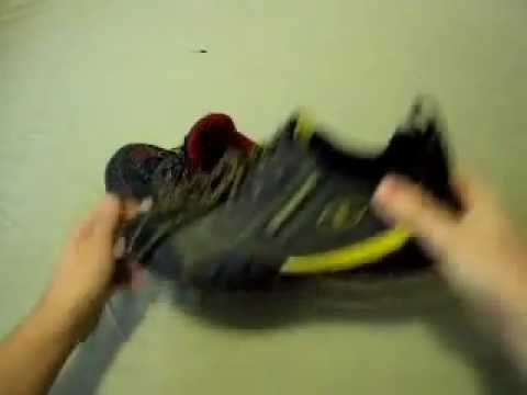 How to take a shoe out of a shoe - How To Do Anything TV video