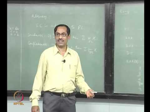 Mod-01 Lec-40 Lecture-40-FC and Semidecidability of FL