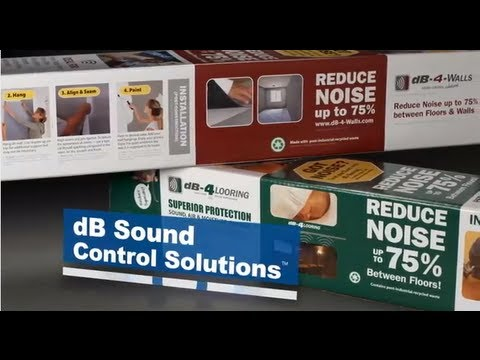 dB-Sound Control Solutions