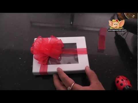 Arts & Crafts - Fancy Flower Bow